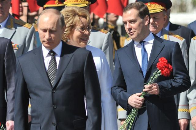 Некоторые оппозиционеры поняли, что они на самом деле всегда поддерживали Путина и Медведева
