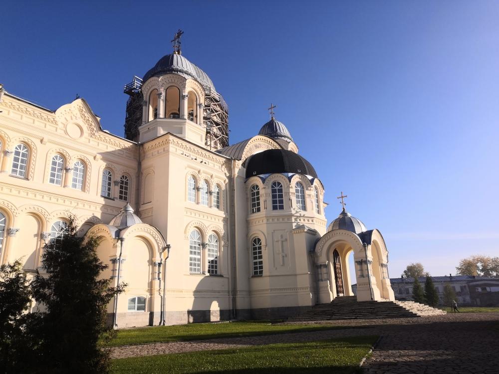 Верхотурье - духовная жемчужина Урала.