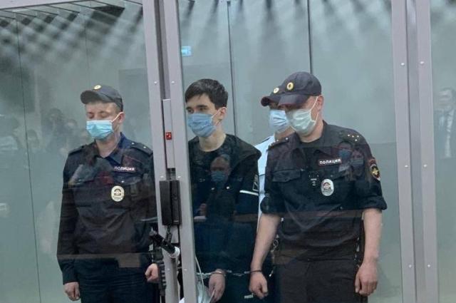Галявиева оставили под стражей до 11 октября.