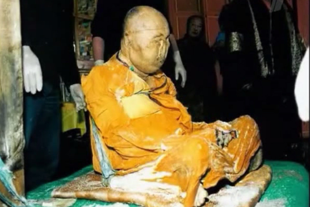 Хамбо-лама Итигэлов