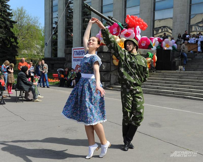 праздник Победы, 9 мая, АиФ, солдатская каша