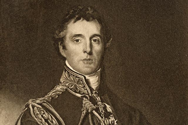 Артур Уэлсли, 1-й герцог Веллингтон.