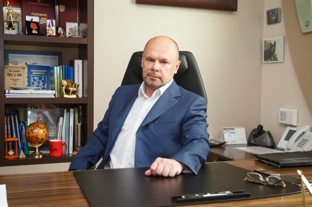 Сергей Ерёмин.