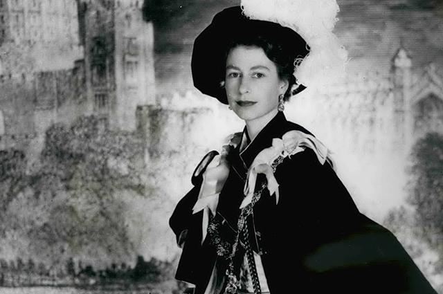 Елизавета II.