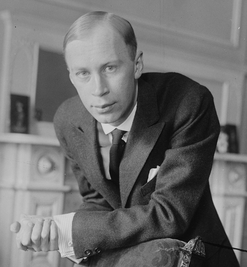Сергей Прокофьев. 1918 год.