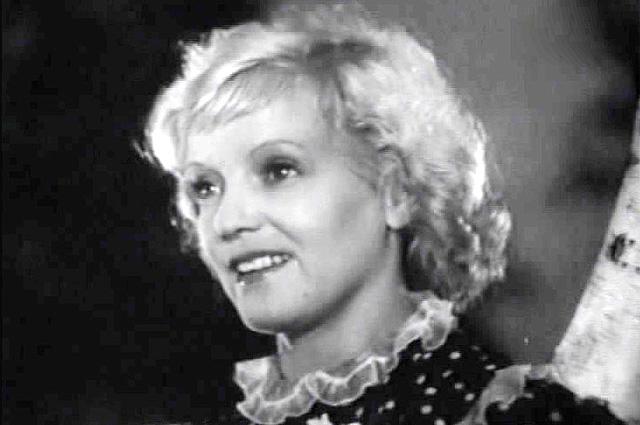 Марина Ладынина