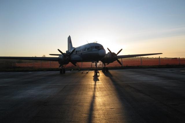 Пока Ил-14 был арестован, Поддубный не мог летать на нём.