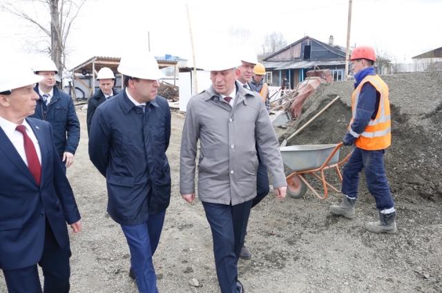 Пелым получит поддержку области для главных городских проектов.