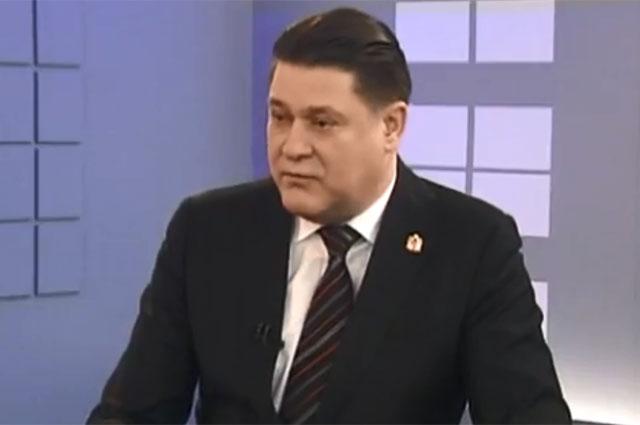 министра здравоохранения Хабаровского края Александр Витько