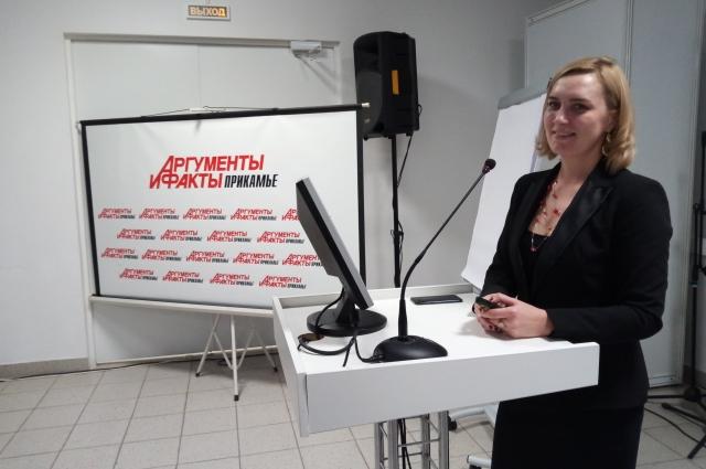 Наталья Корягина рассказала об особеностях наблюдения за пациентами с артериальным давлением