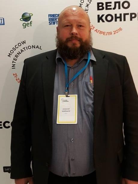 Председатель тверской областной общественной организации «Ассоциация «Здоровые регионы» Алексей Шабашов