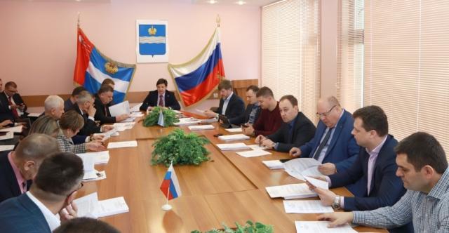 На заседании комитета по территориальному развитию обсудили создание нового МБУ.