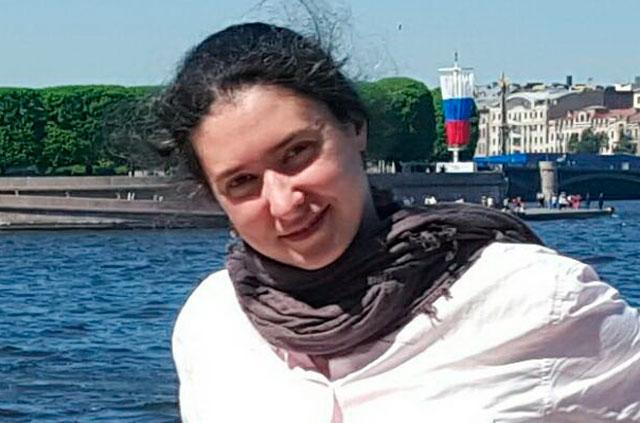 Анастасия Щеголихина