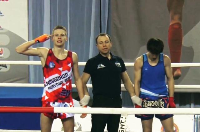 Иван Ермаков триумфально попрощался с юниорским спортом.