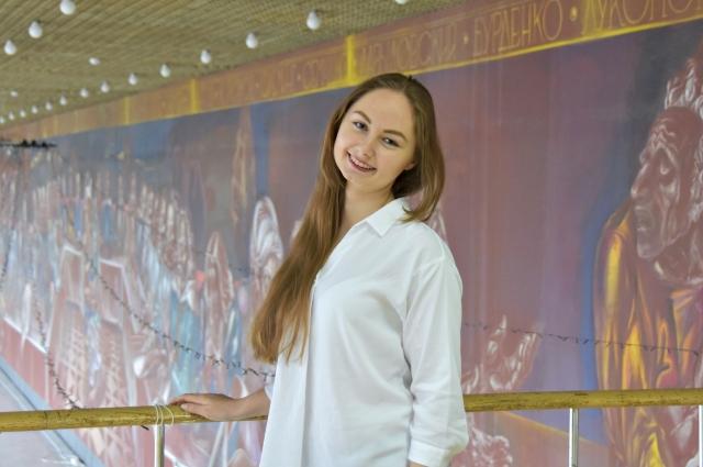 Ирина координирует действия медиков-волонтеров.