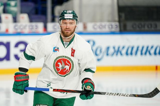 Артем Лукоянов отметил, что команда готова к плей-офф