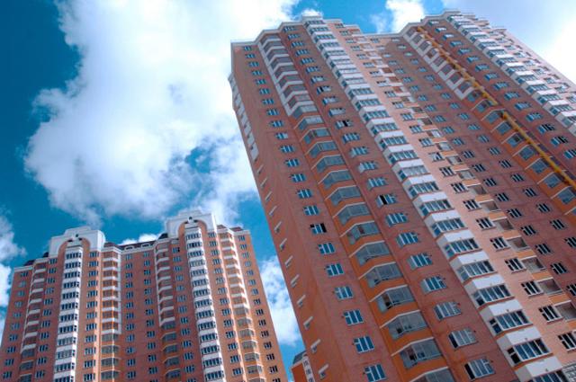 Строительство жилья в Павшинской пойме