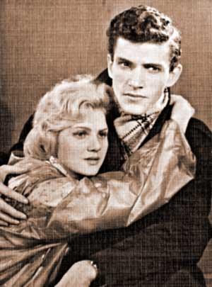 С первой женой Тамарой Румянцевой артист развёлся из-за Аллы Балтер