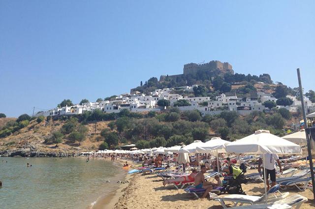 Народ в Греции радушный, но вороватый.