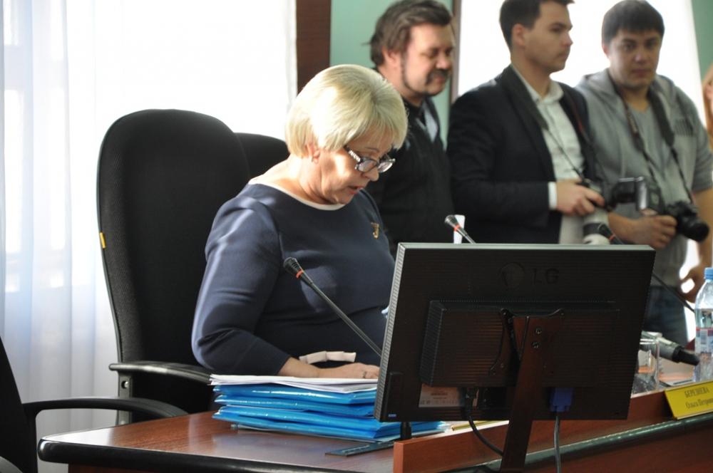 Заместитель председателя Оренбургского городского Совета, заместитель председателя конкурсной комиссии Ольга Березнева.