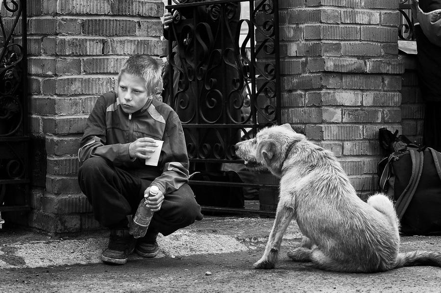 По словам Андрея Рассанова, фотограф должен видеть глубже.