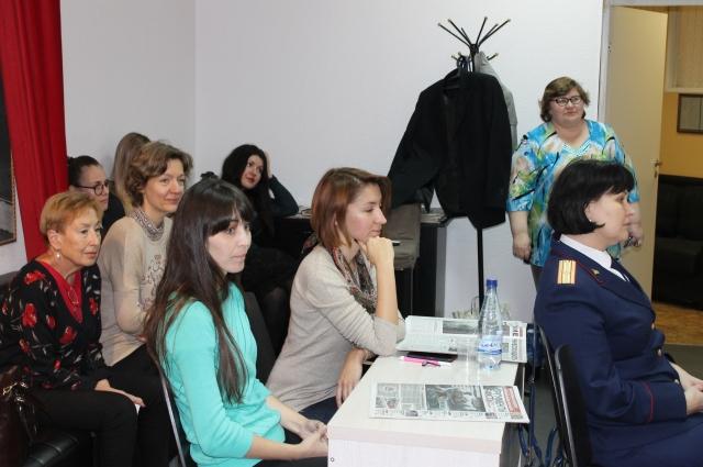 В мероприятиях приняли участие специалисты самых разных структур.