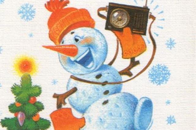 В настоящее время снеговиков лепят не для защиты от зла, а ради развлечения.