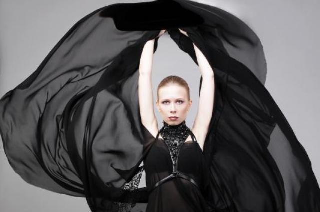 Анжела Гардони: высокая мода - это всегда полёт мечты.