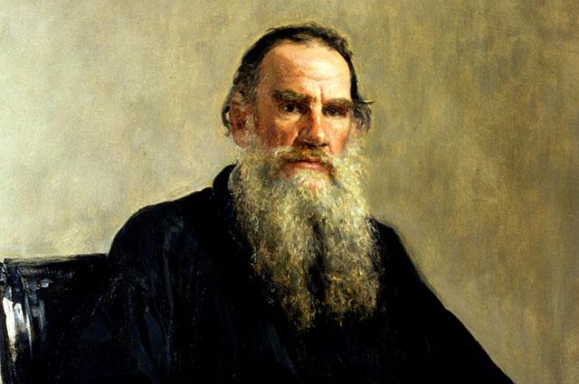 Толстой открыл школу для крестьянский детей.