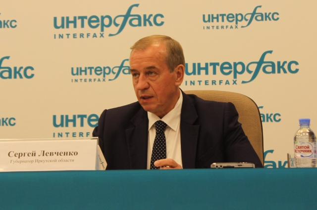 Серегй Левченко.