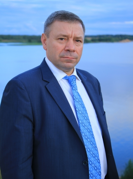 Глава Калязинского района Константин Ильин
