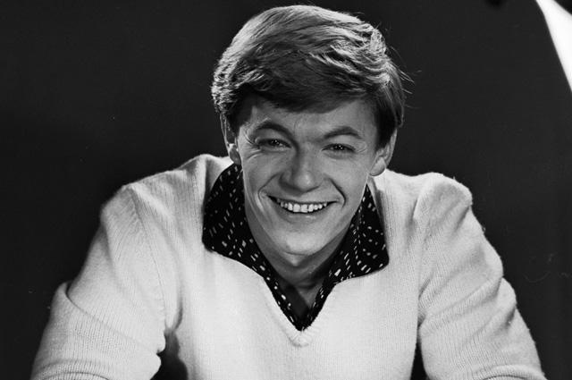Александр Збруев. 1966 г.