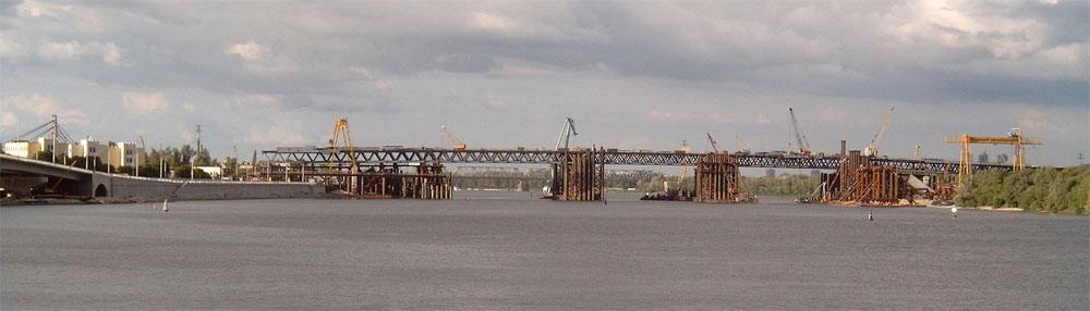 Подольско-Воскресенский мостовой переход.