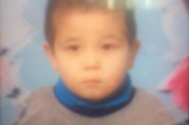 У родных нашлась лишь старая фотография пропавшего мальчика.