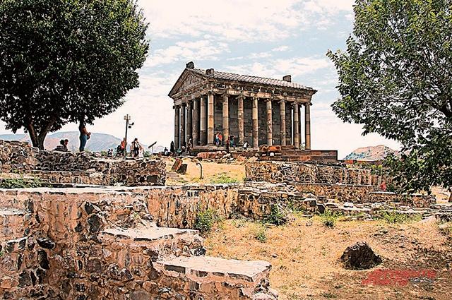 Армении есть чем удивить в смысле достопримечательностей.
