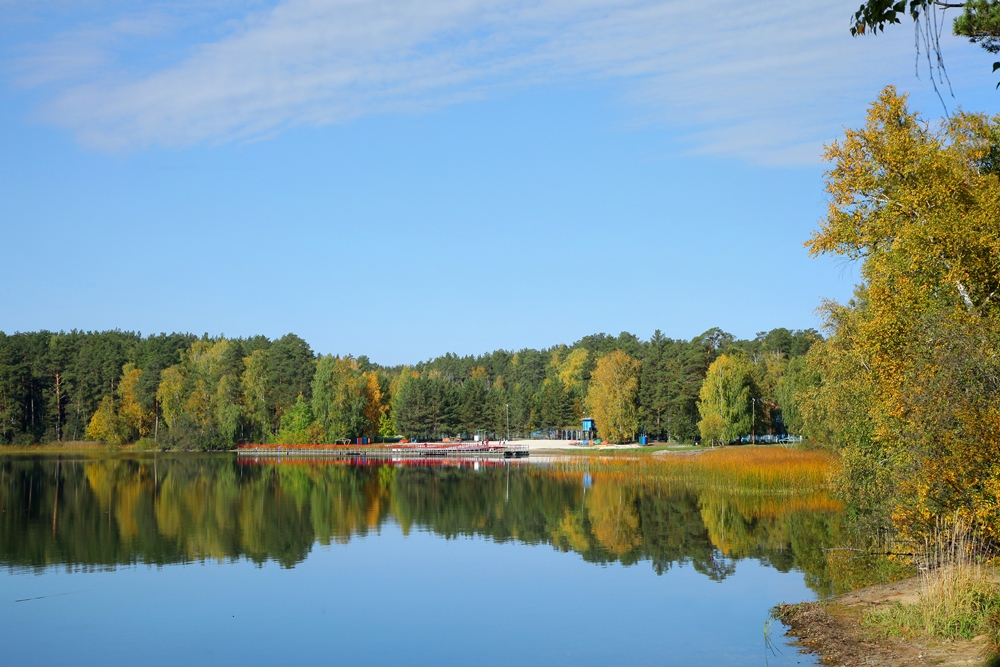 Озеро Большой Еланчик.