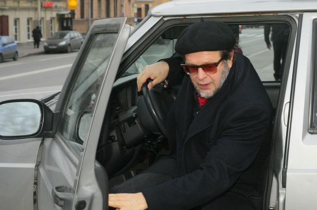 Борис Гребенщиков.