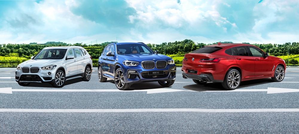 Пришло время выбрать Ваш BMW.