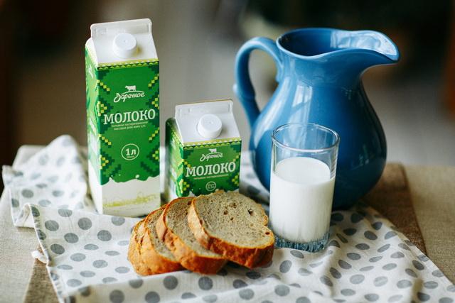 Молоко сохраняет все полезные свойства.
