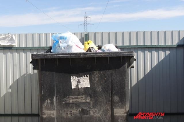 Жители поселка уверяют, что бизнесмен свои обязанности по вывозу мусора исполнял плохо.
