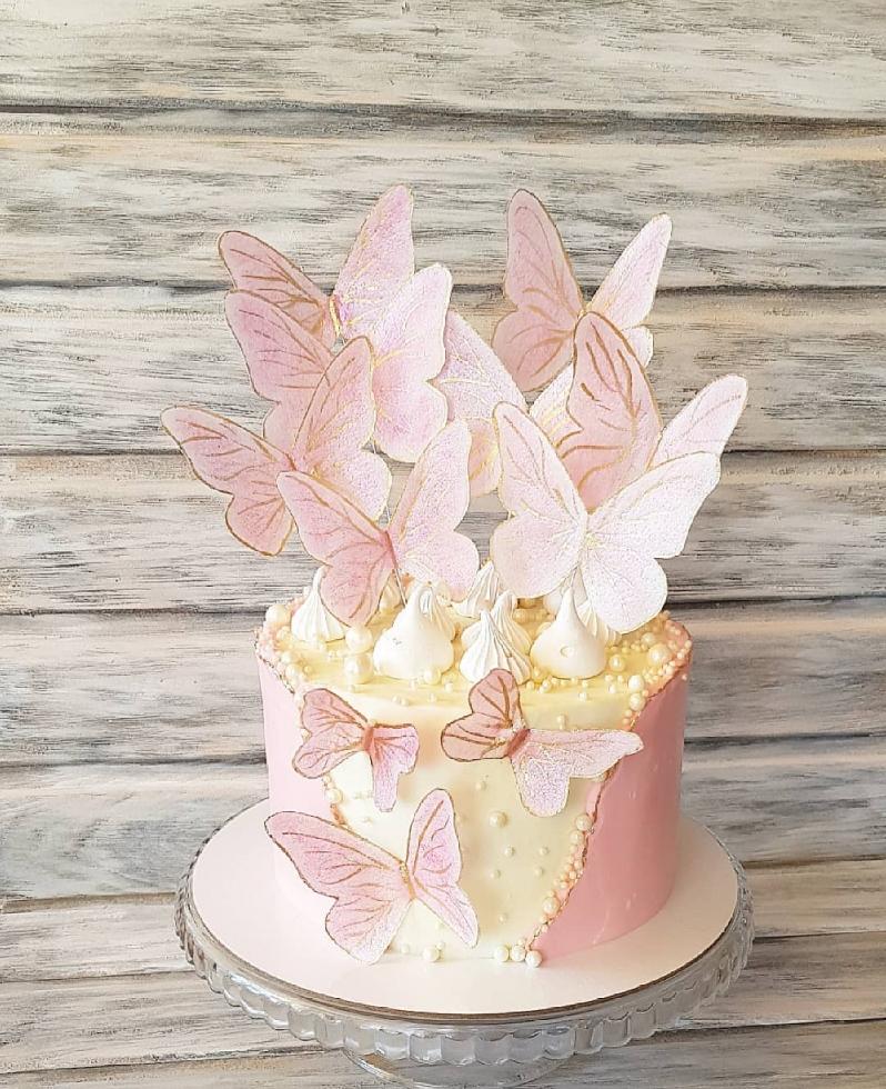 Осознание, что тортами и сладостями можно зарабатывать на жизнь, пришло к Екатерине в процессе обучения на курсах.