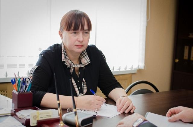 член общественного совета Ольга Логвина