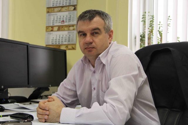 Начальник аварийно-спасательной службы АО «Газпром газораспределение Саратовская область» Вячеслав Волков.