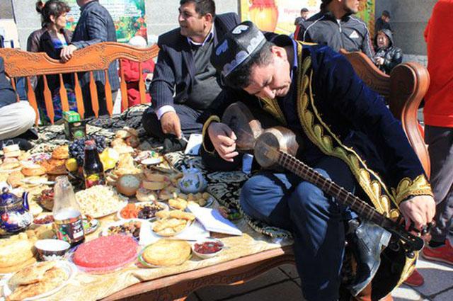 Навруз в Тюмени