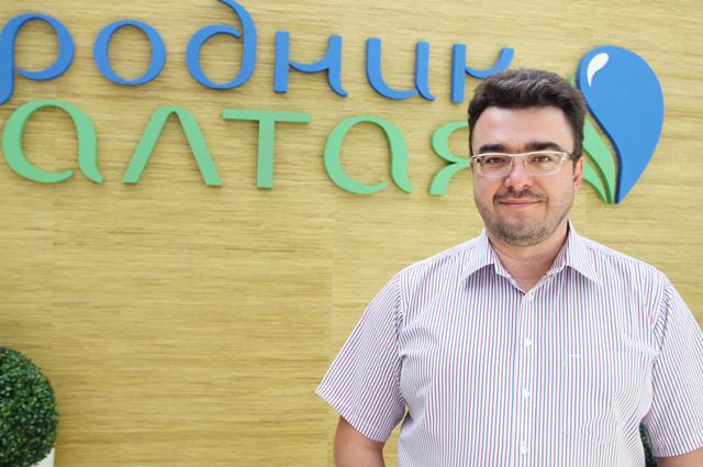 ндрей Путухов, генеральный директор санатория «Родник Алтая».