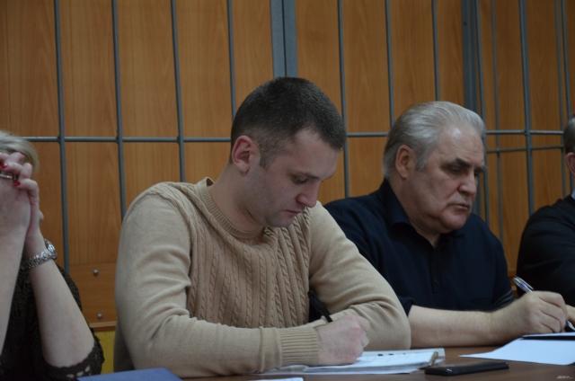 Майор Кирилл Кожевин во время оглашении двухчасового приговора заметно волновался.