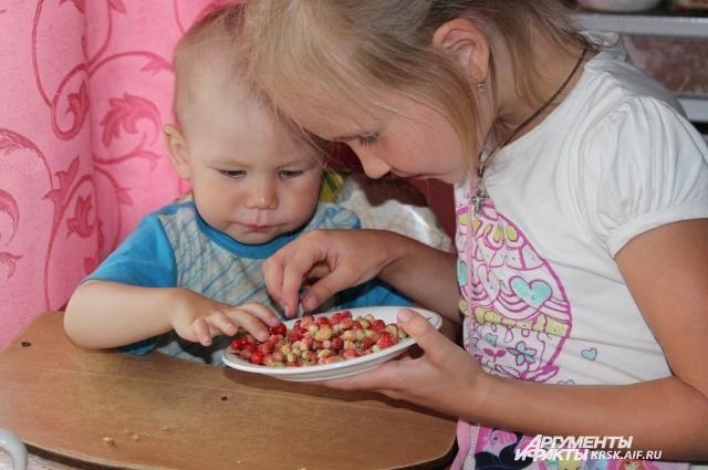 Лесная ягода, как правило, дороже, но ароматнее и полезнее.