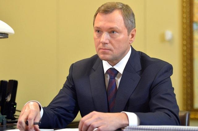 Бударгин - последний губернатор Таймырского (Долгано-Ненецкого) автономного округа в 2003-2006 гг.