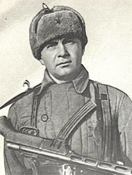 Самый известный портрет Цезаря Куникова