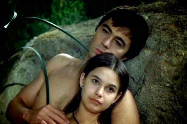 Сергей Бодров-младший в фильме «Медвежий поцелуй», 2002 г.